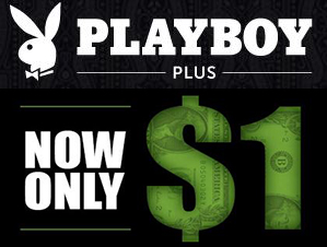 Playboy Plus One Dollar Deal