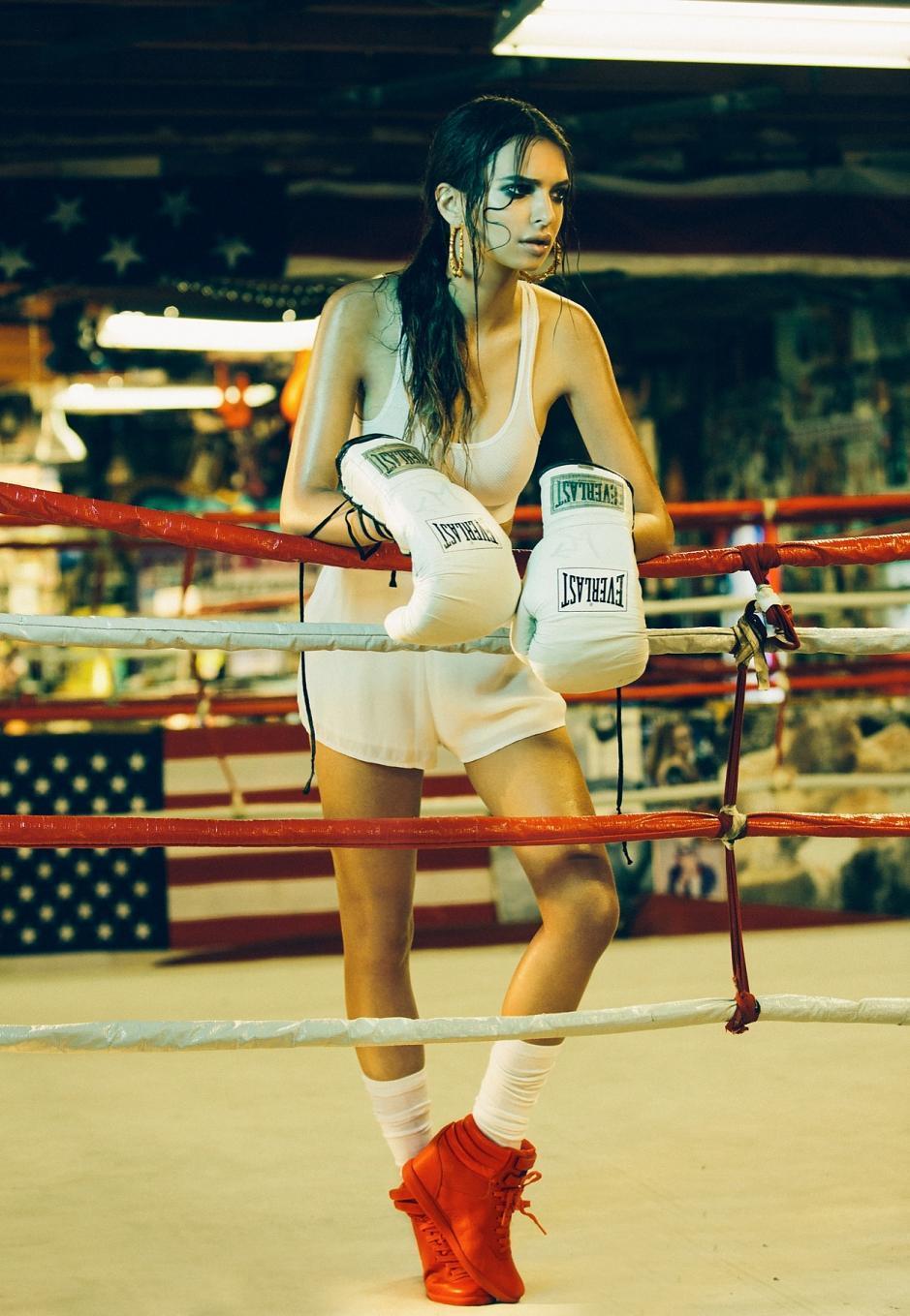 Секс на боксёрском ринге 9 фотография