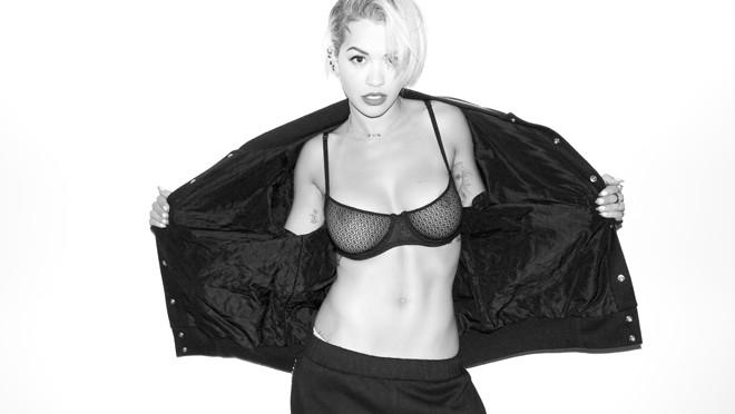 Rita Ora by Terry Richardson